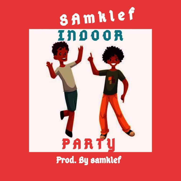 "Download music: Samklef – ""Indoor Party"""