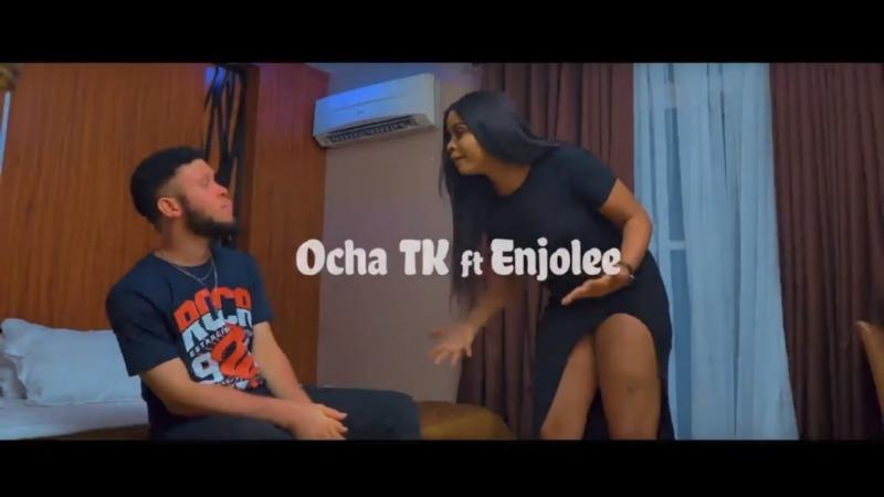 "[Video] Ocha Tk - ""Can't Wait"" ft. Enjolee « tooXclusive"