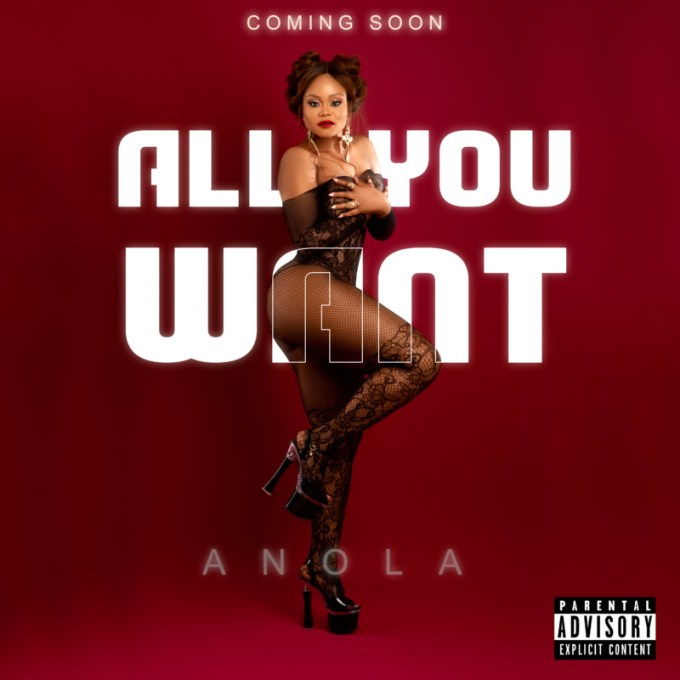 Anola - All You Want