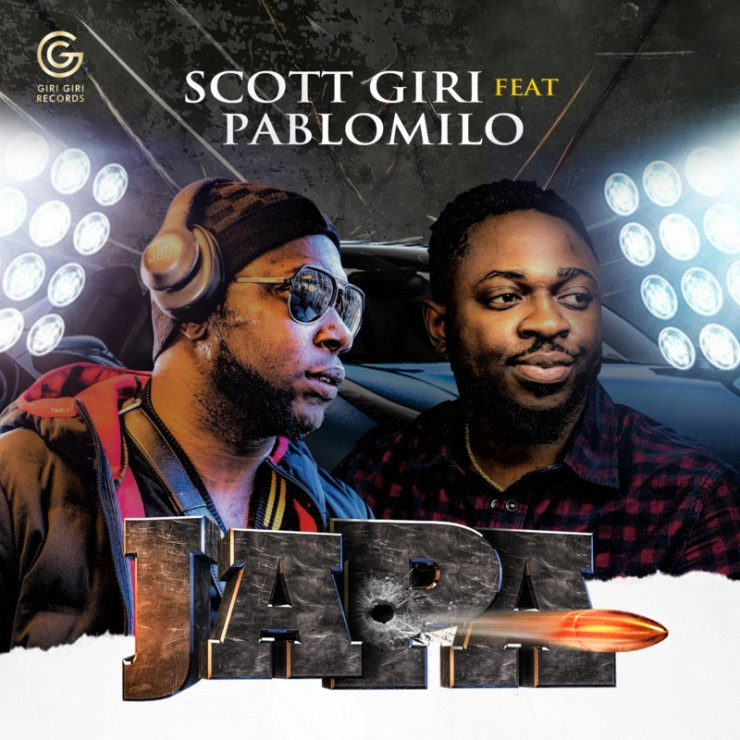"Scott Giri - ""Japa"" ft. Pablomilo"