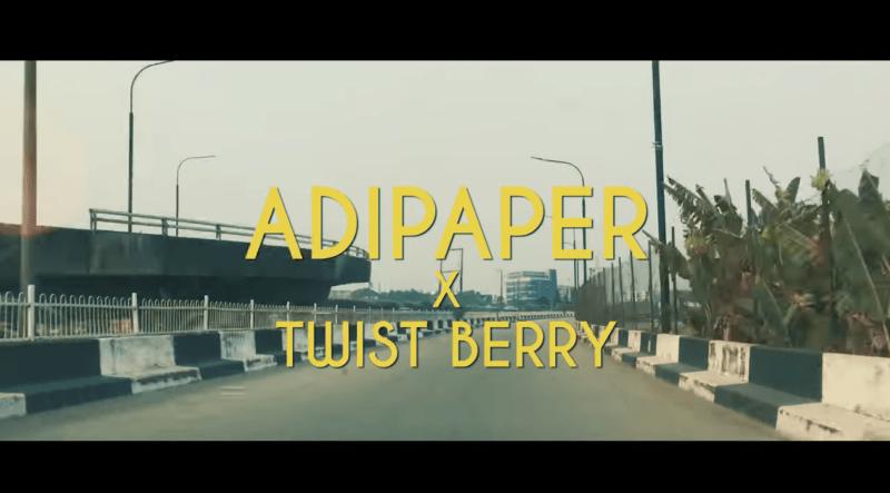 """Adipaper - """"Eko (Lagos Anthem)"""" ft. Twistberry"""