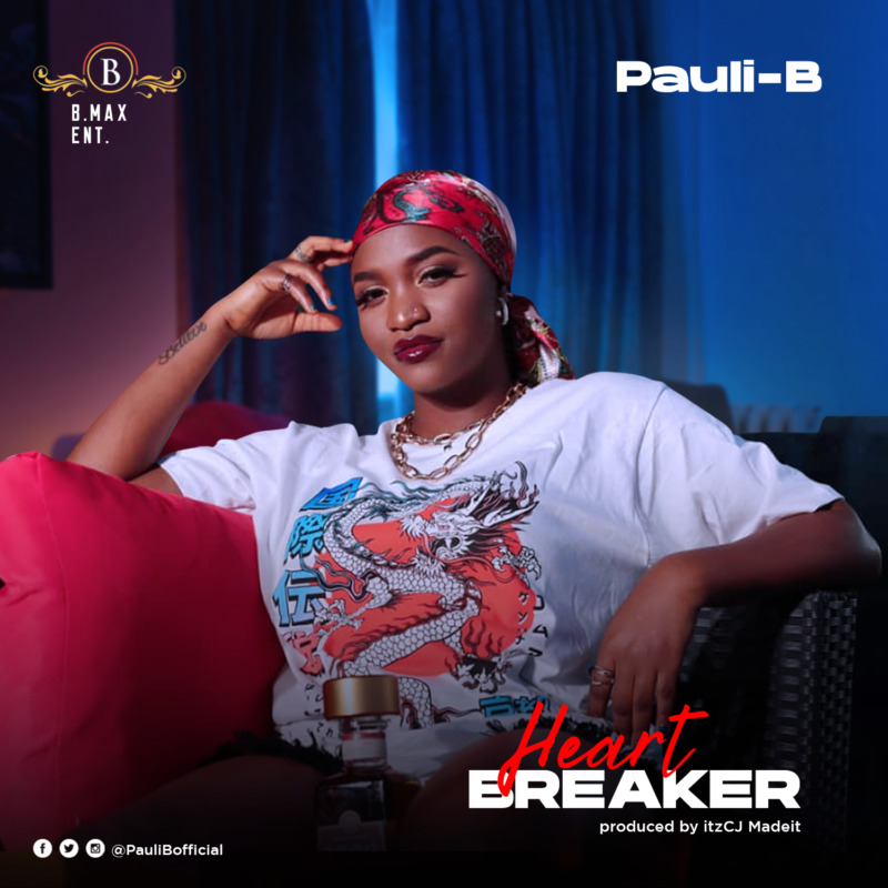 "[Audio + Video] Pauli-B - ""Heart Breaker"" « tooXclusive"