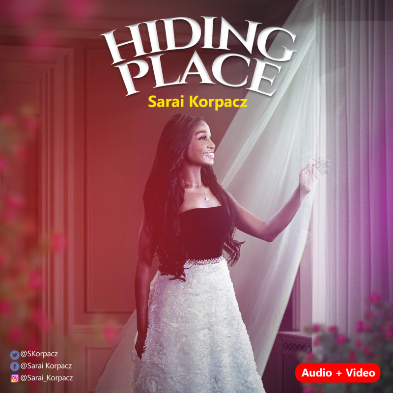 "[Audio + Video] Sarai Korpacz - ""Hiding Place"" « tooXclusive"