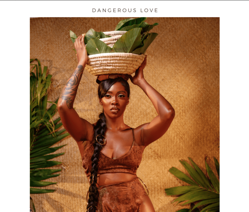 "Watch MP4: Tiwa Savage – ""Dangerous Love Video"""