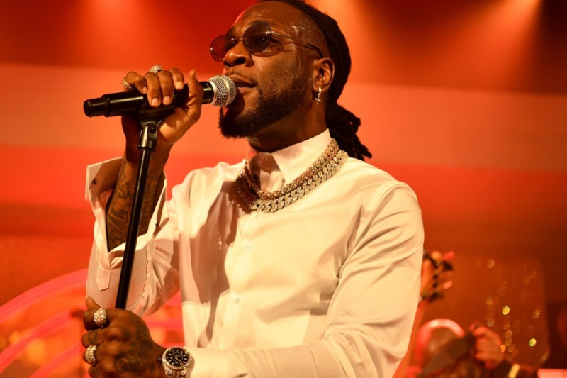 Burna Boy Speaks On Why His Music Is Well Accepted In The UK Than The US