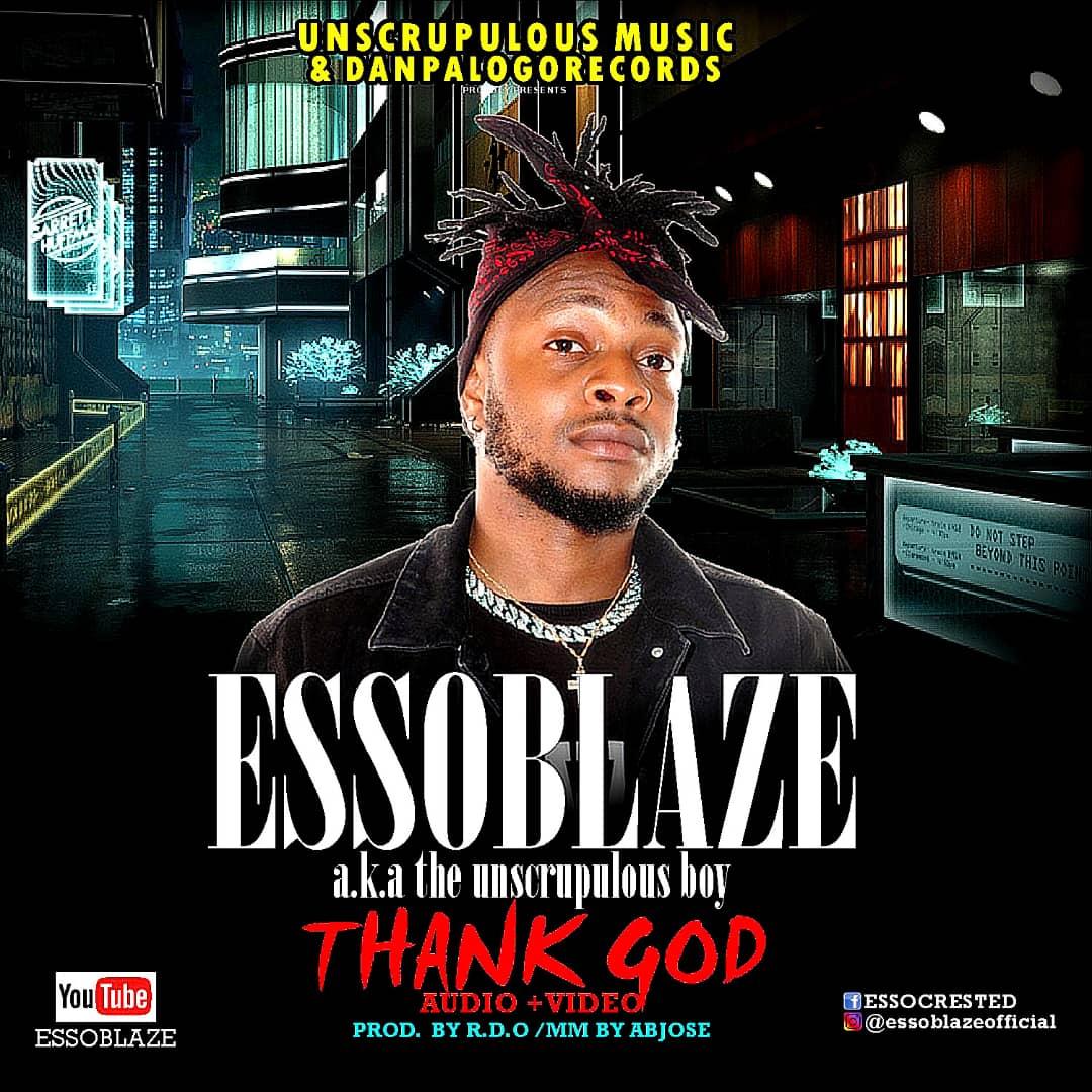 Esso Blaze Thank God