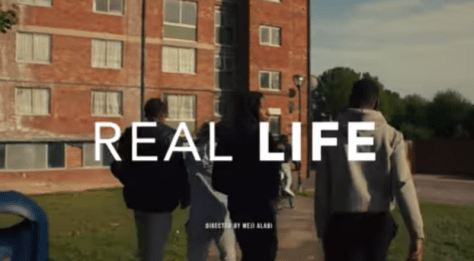 "Burna Boy - ""Real Life"" ft. Stormzy"