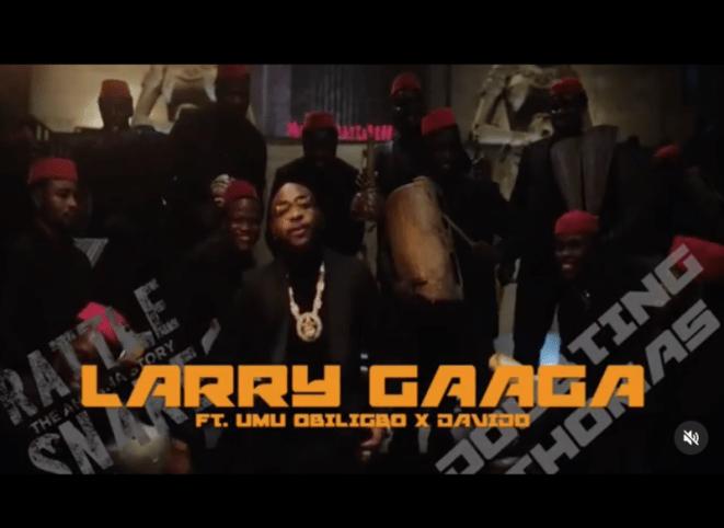 """Larry Gaaga x Umu Obiligbo x Davido – """"Doubting Thomas"""" 7"""