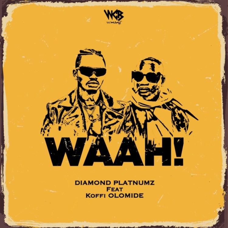 Diamond Platnumz, Waah!, Koffi Olomide