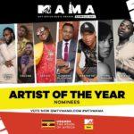 Wizkid, Burna Boy, Davido, Omah Lay, Earn Nominations At 2021 MTV MAMA Awards || See Full List