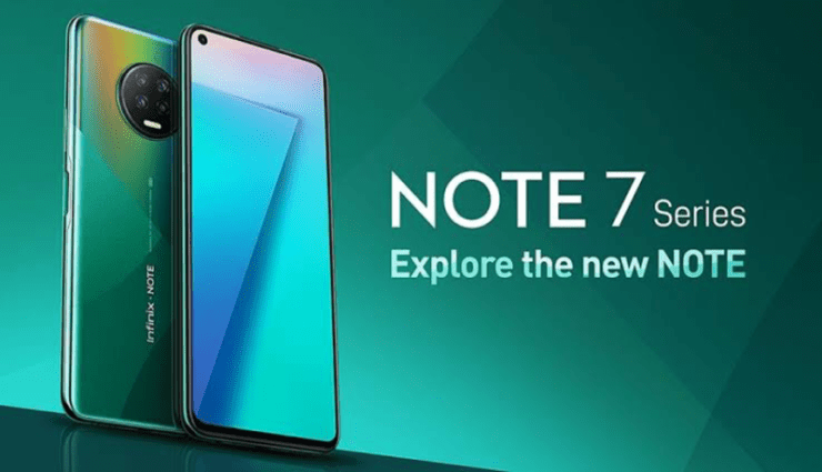 Infinix Note 7 has been named smartphone of the year at the BoICT awards. 19