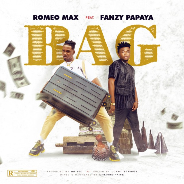 "Romeo Max – ""Bag"" ft. Fanzy Papaya 1"
