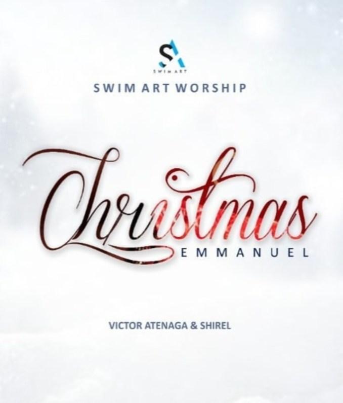 """[Album] Victor Atenaga – """"Emmanuel"""""""