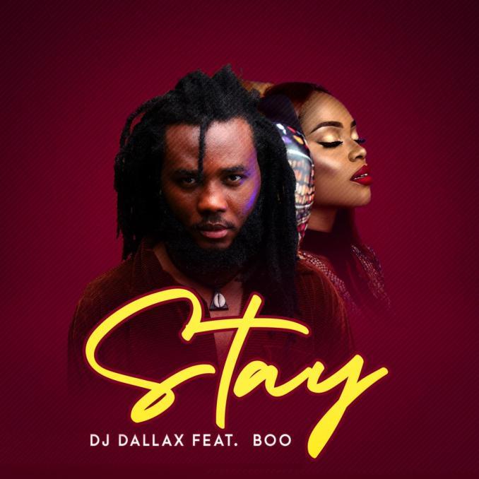 """DJ Dallax – """"Stay"""" f. Boo"""