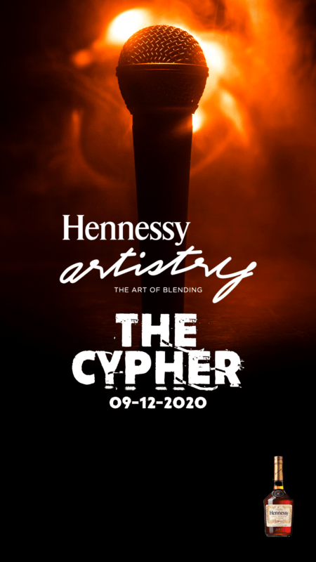 Hennessy Artistry presents The 2020 Cypher 20