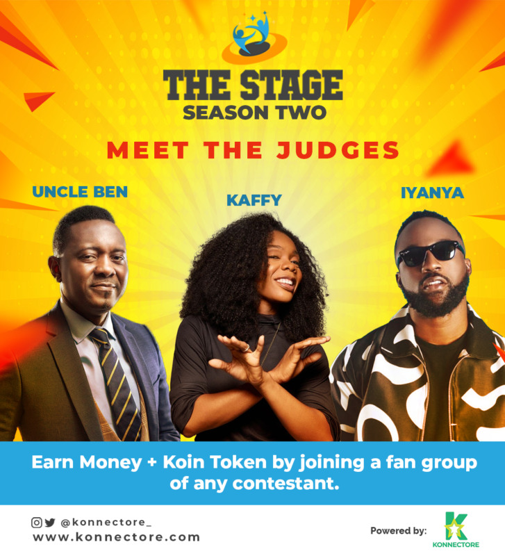 Money Comes To Those Who Work For It – The Stage Season Two 16