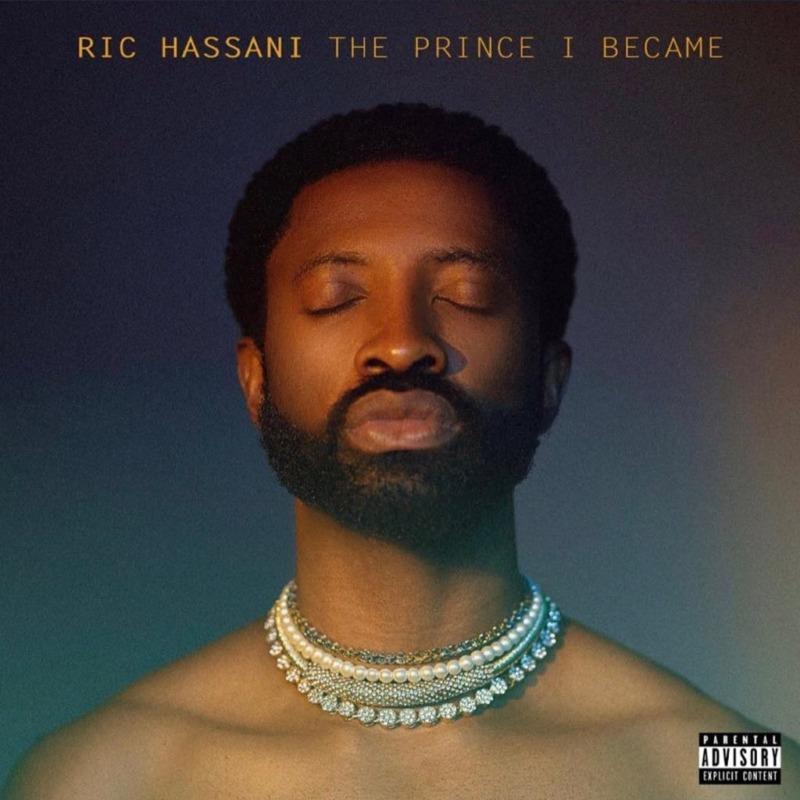 "[Album] Ric Hassani – ""The Prince I Became"" Album"