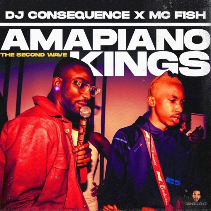 "[Mixtape] DJ Consequence – ""Amapiano Kings"" (The Second Wave)"