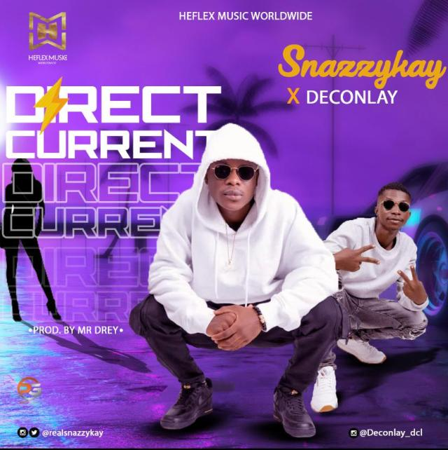 """SnazzyKay – """"Direct Current"""" f. Deconlay 1"""
