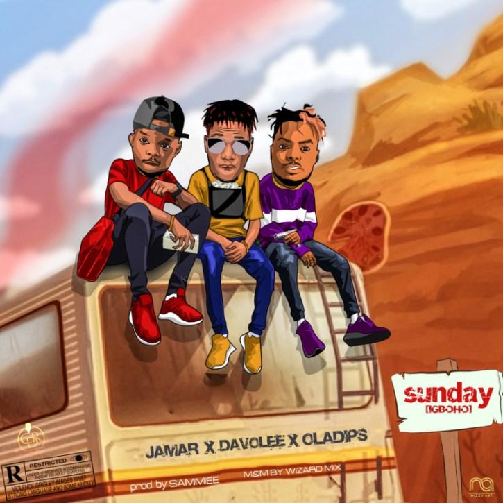 Jamar Davolee Sunday Igboho