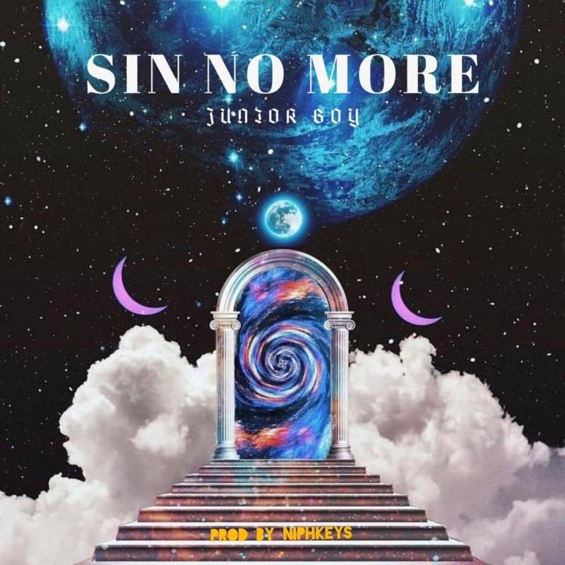 """Junior Boy – """"Sin No More"""" (Prod. Niphkeys)"""