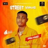 """[Mp3] DJ OP Dot – """"Street Virus Mix"""" Vol. 2"""
