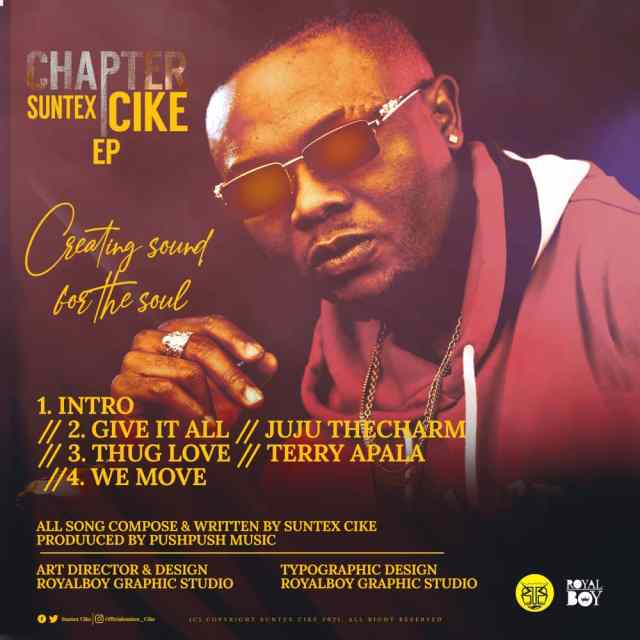 "[EP] Suntex Cike – ""Chapter"" 2"