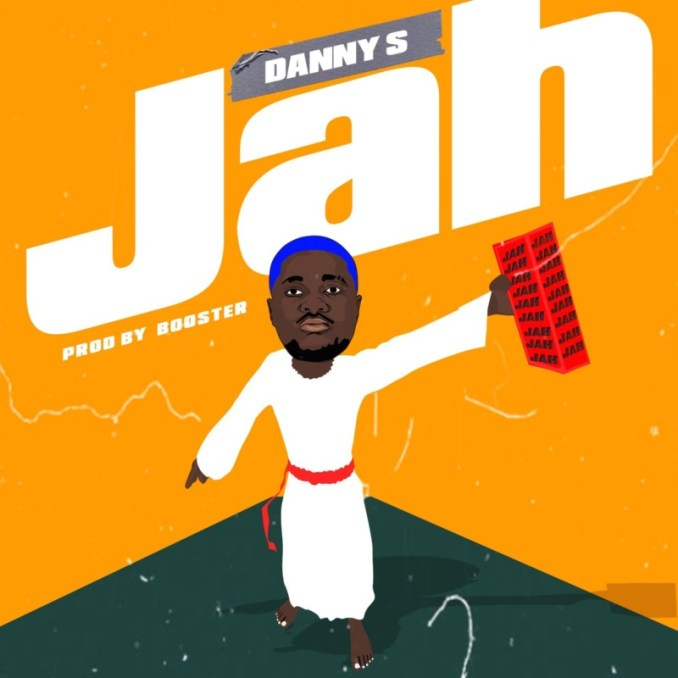 """Danny S – """"JAH"""" (Prod. by Booster)"""