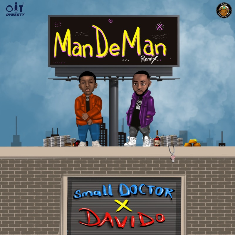 small doctor x Davido