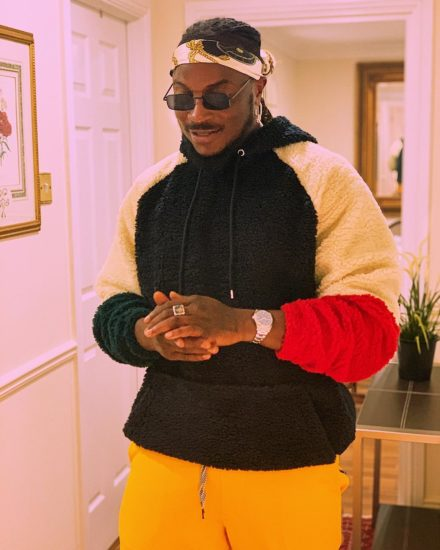 """Peruzzi Shocks The Media With His Relationship Status, Shared; """"Officially I've Dated 26 People In My Life…"""" 1"""
