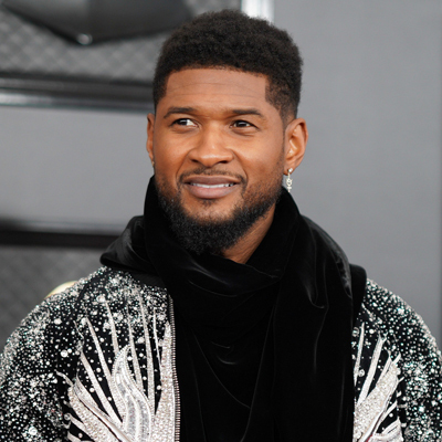 Usher Expecting His 4th Child, 2nd With Girlfriend Jenn Goicoechea, Shows Off Baby Bump 1
