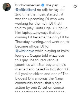 Bovi Recounts How A DJ Almost Ruined Davido's Career 10 Years Ago 16