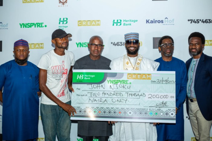 D'banj's CREAM Platform And Heritage Bank Dole Out Millions At April 2021 Draw As New Winners Emerge 17