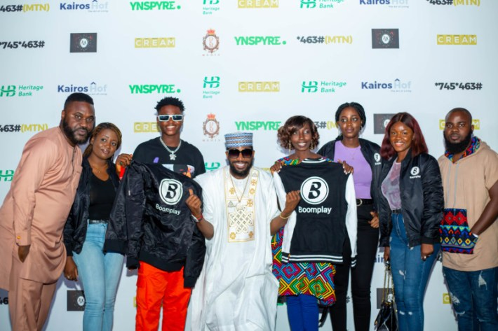 D'banj's CREAM Platform And Heritage Bank Dole Out Millions At April 2021 Draw As New Winners Emerge 22