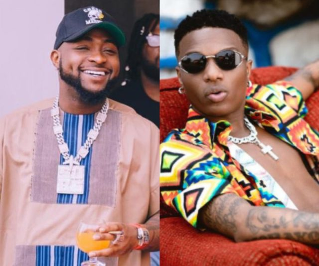Twitter User Reveals How Much $€ Wizkid And Davido Will Make If They Release A Joint Single 1