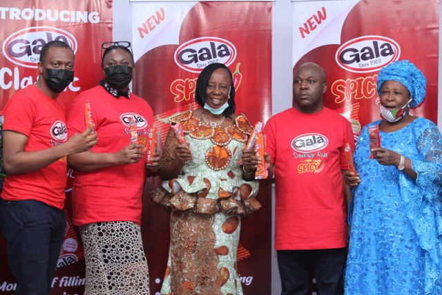 UAC Foods Limited unveils new Gala variants – GALA SPICY and GALA CLASSIC. 2