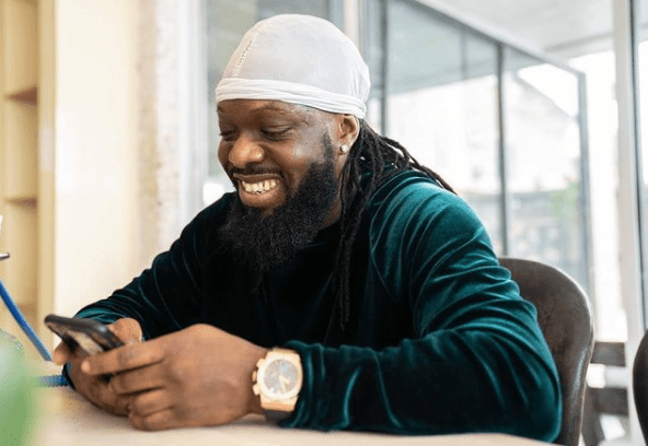 Timaya Stuns Fans With His New Look- See Photos 1