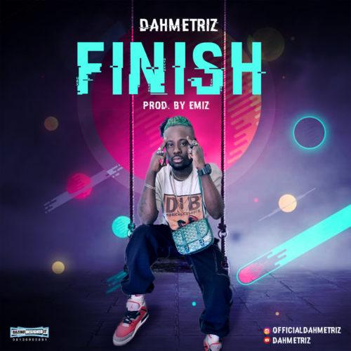 """Dahmetriz – """"Finish"""" 1"""