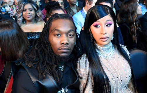 Offset Hails Cardi B For Showing Love To His Other Kids | See Video 1