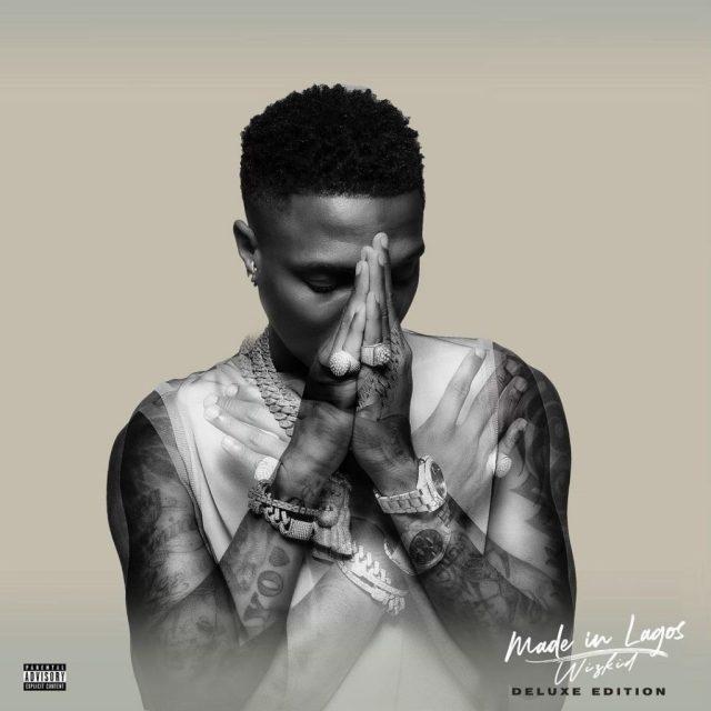 Wizkid Made In Lagos (Deluxe Album)