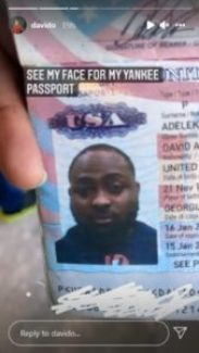 """Ah! Nigeria Will Stress You"" – Davido 20"