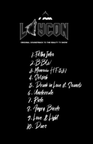 "[Album] Laycon – ""I Am Laycon"" (The Original Soundtrack) Album 6"