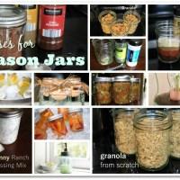 8 Uses for Mason Jars