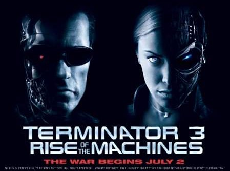 Terminator 3 - Rise Of The Machine