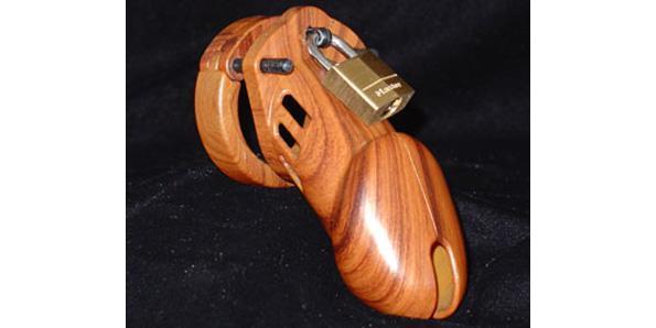 cinturón de castidad masculina modelo CB-6000