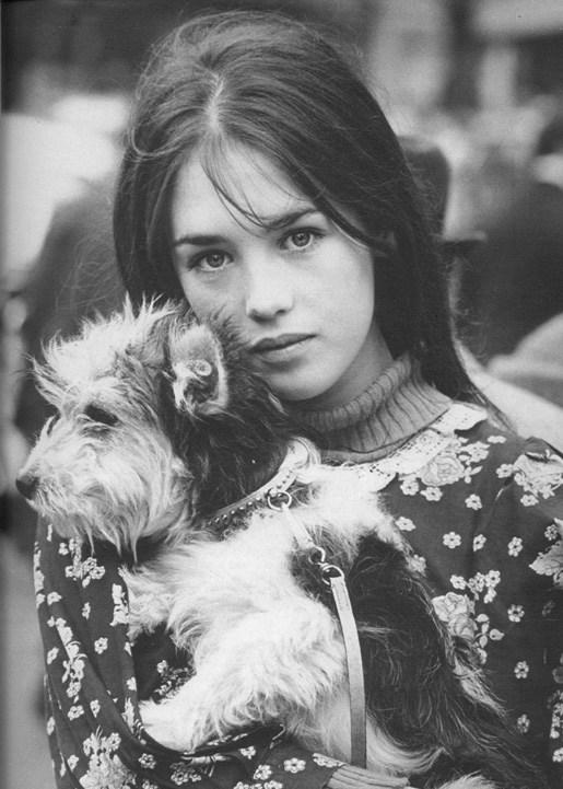 Изабель Аджани / Isabelle Adjani в молодости фото
