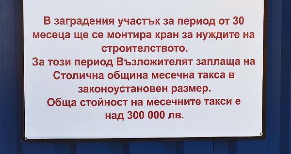 Общински наем от над 300 000 лв. малее на общинския съветник Войслав Тодоров