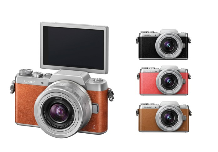 kamera mirrorless Panasonic
