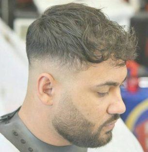 Memilih Gaya Rambut Untuk Pria Bertubuh Gemuk