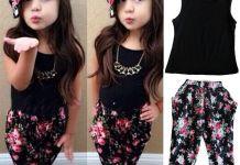 Tips Berpakaian Untuk Anak-Anak